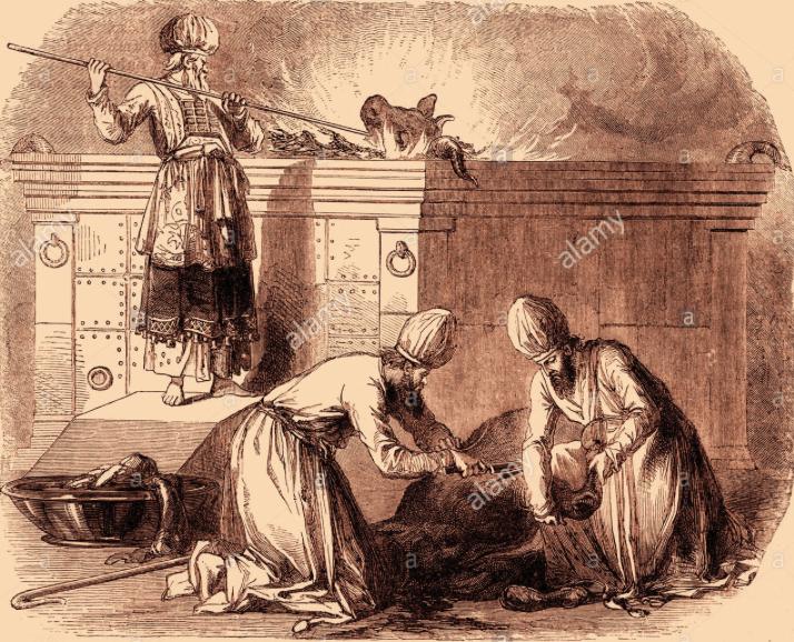Altar of Burnt Offerings